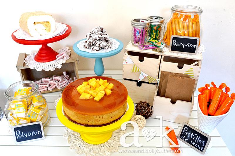"""Filipino """"Merienda Espesyal"""" Dessert Buffet by A&K."""